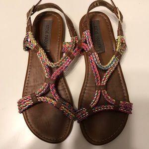Girls sandals size 4 Steve Madden